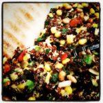 Experimenting with Quinoa