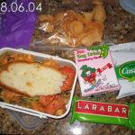 Tomato Creme Tortellini Bento