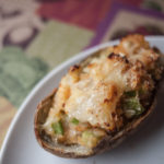 Twice Baked Potatoes #SecretRecipeClub