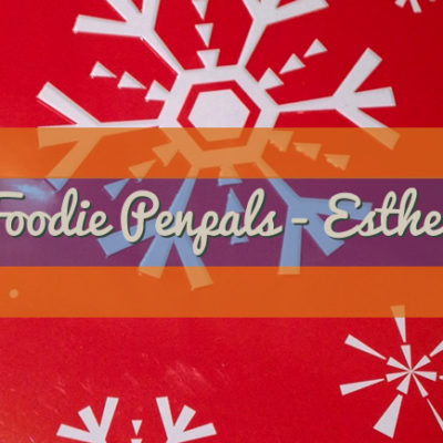 Foodie Penpals: January