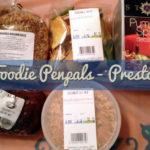 August Foodie Penpals