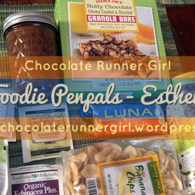 September Foodie Penpals