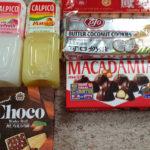 Foodie Penpals: June & July
