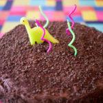 Espresso Biscoff Birthday Cake
