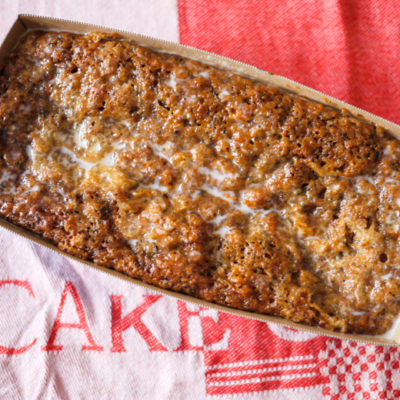Black Tea Banana Bread