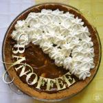Banoffee Danger Pie