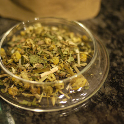 Simple Loose Leaf Tea: Insomniac's Dream Herbal