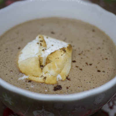 Easy & Decadent Hot Cocoa Mix
