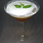 NYE Cocktail Tasting Menu: Ume Sour