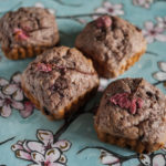 Cherry Sakura Scones
