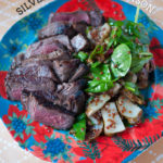 Maple-vinegar Marinated Frenched Venison Racks