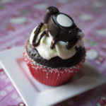 Peppermint Mocha Cupcakes With a Secret Ingredient