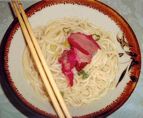 Sai Min Noodles