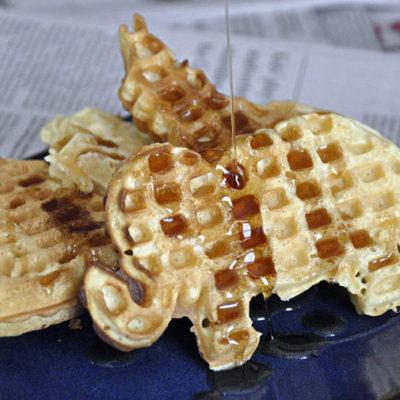 Classic Mini Waffles