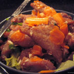 Vietnamese Pork with Nuoc Cham